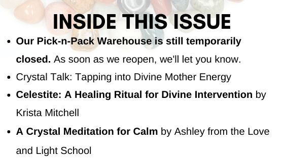 Inside this Issue May 2020 Newsletter