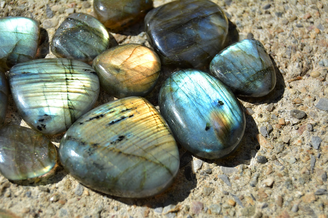 Crystals for Protection during Spirit Communication and Divination on Halloween