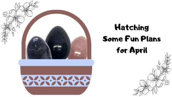 April 2021 - Egg-citing Sales and Promotions