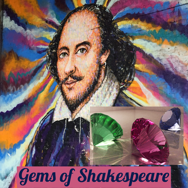 The Gems of Shakespeare by Rachael Shaffer