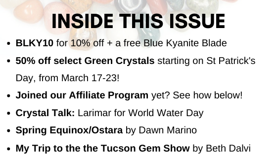 Inside this Issue March 2020 Newsletter